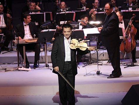 The Violin Magician