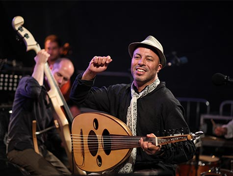 Dhafer Youssef – jazz and the electric oud