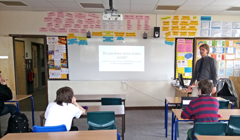 Arabic In Uk Schools Trialling Of Try Arabic Arabic Online