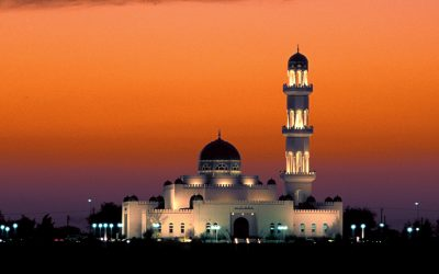 Prayer times and being a guest in an Arab family home