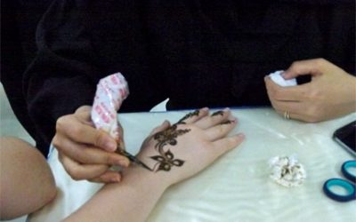Tattoos and Henna designs in the Arab world