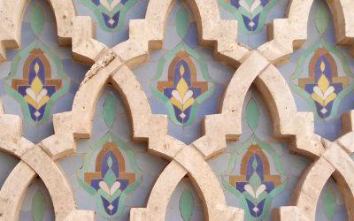 Arabic Style Phone Wallpaper