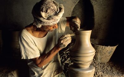 Arabian Pottery in Gulf countries