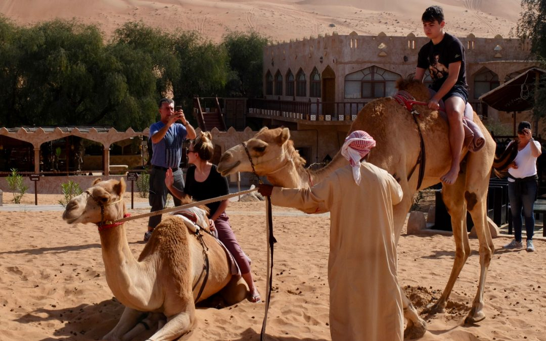 Bedouins in Oman: A foot in two worlds