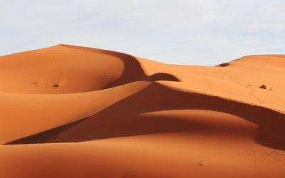 Arab World – Deserts and Sea