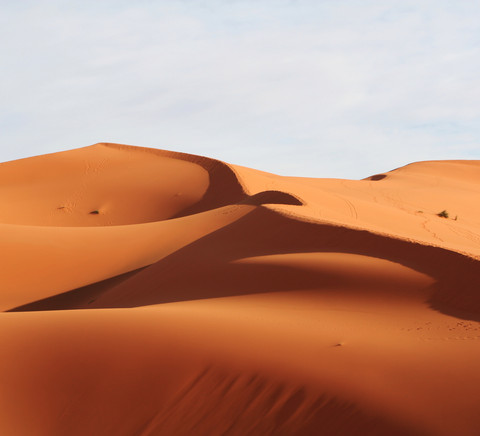 Arab World – Deserts and Sea