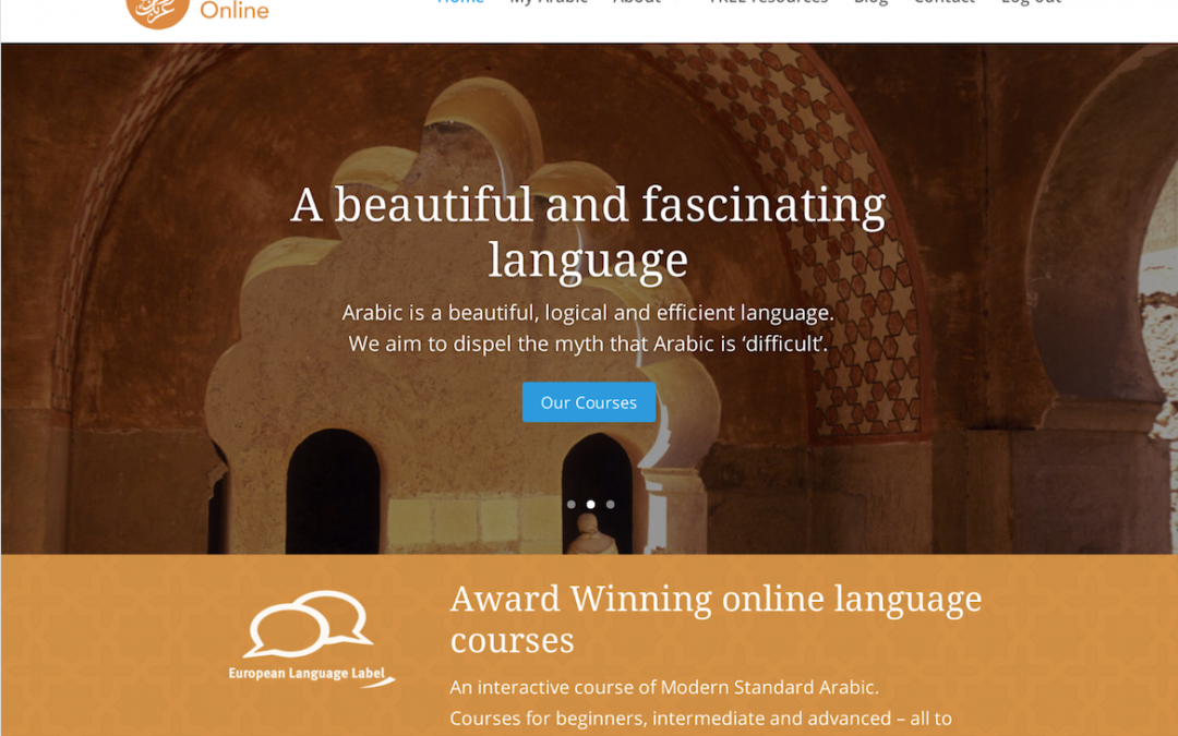 Is Arabic Online a genuine online course of Arabic?