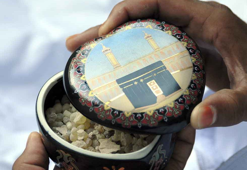 Frankincense in the Arab world